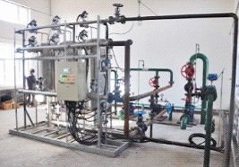 活性炭过滤器促进了环境管理项目如何处理?
