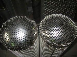 烧结网过滤器如何工作? 对于那些范围?效果图